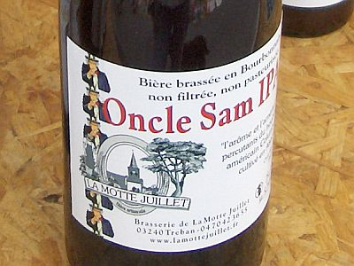 oncle sam ipa