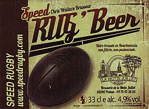 SPEED RUG'BEER